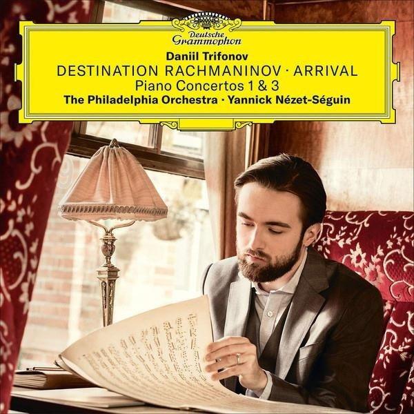 DANIIL TRIFONOV Destination Rachmaninov - Arrival 2LP
