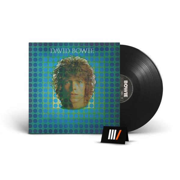 DAVID BOWIE David Bowie (AKA Space Oddity) (2015 Remastered) LP