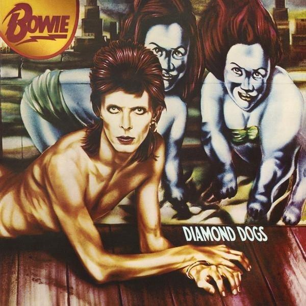 DAVID BOWIE Diamond Dogs (2016 Remaster) LP