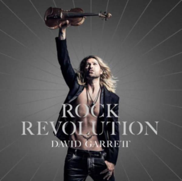 DAVID GARRETT Rock Revolution 2LP