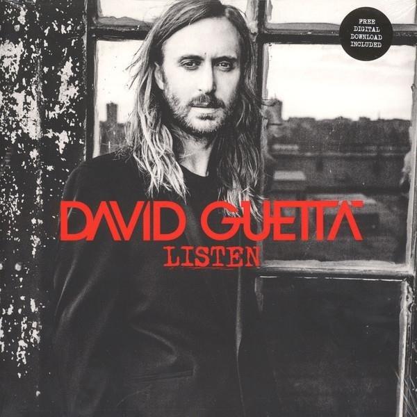 DAVID GUETTA Listen 2LP