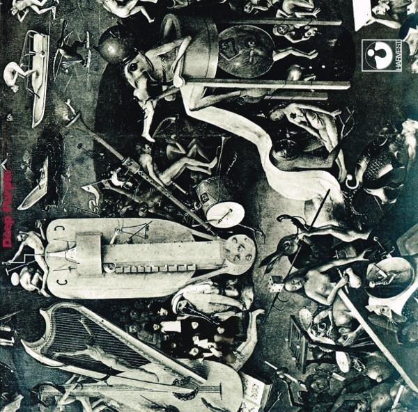 DEEP PURPLE Deep Purple LP