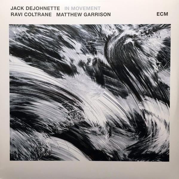 DEJOHNETTE,JACK In Movement 2LP
