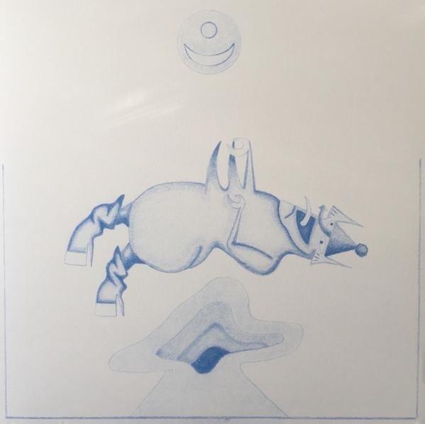 DEVENDRA BANHART Ape In Pink Marble LP