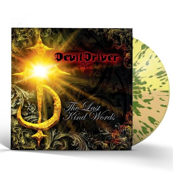 DEVILDRIVER The Last Kind Words (2018) 2LP