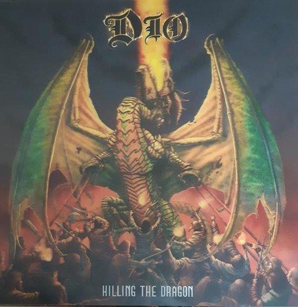 DIO Killing The Dragon LP Hologram