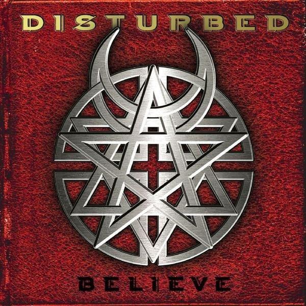 DISTURBED Believe LP