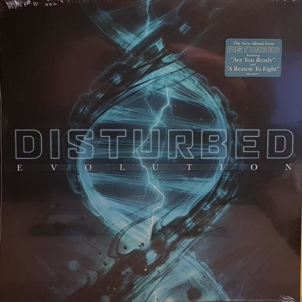 DISTURBED Evolution LP