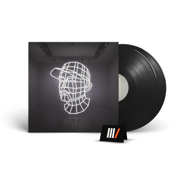 DJ SHADOW Reconstructed: The Best Of DJ Shadow 2LP