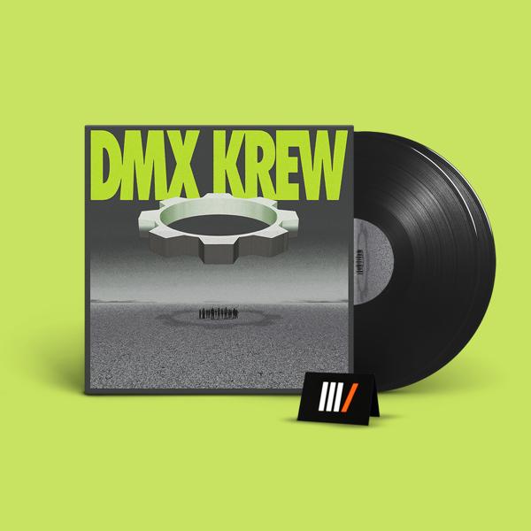 DMX KREW Loose Gears 2LP