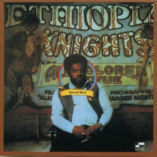 DONALD BYRD Etiopian Knights LP