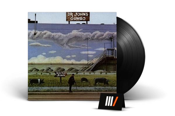 DR. JOHN Dr. John's Gumbo LP