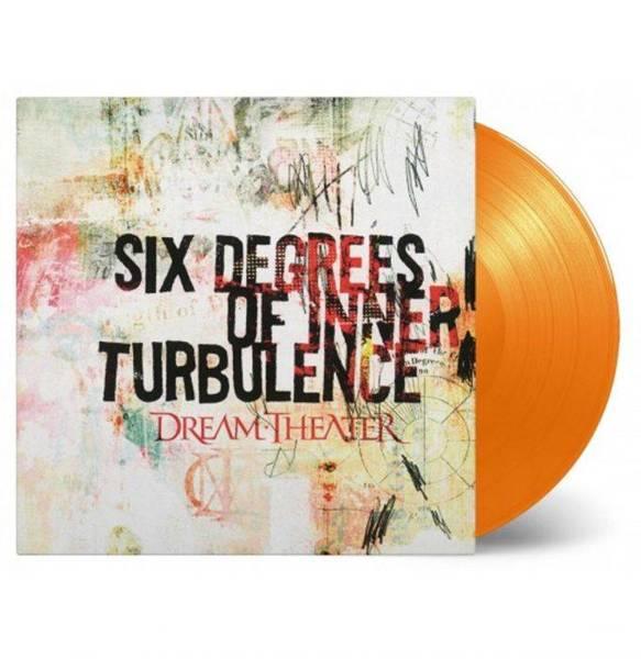 DREAM THEATER Six Degrees of Inner Turbulence 2LP LTD