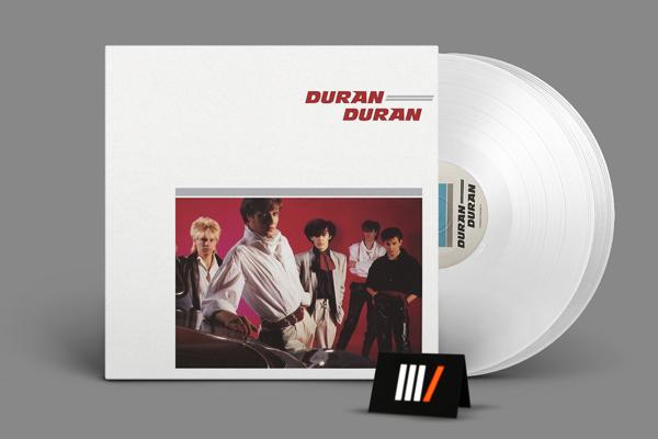 DURAN DURAN Duran Duran 2LP WHITE