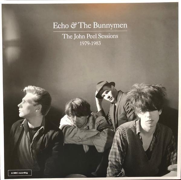 ECHO & THE BUNNYMEN The John Peel Sessions 1979-1983 2LP