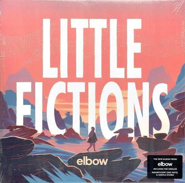 ELBOW Little Fictions LP