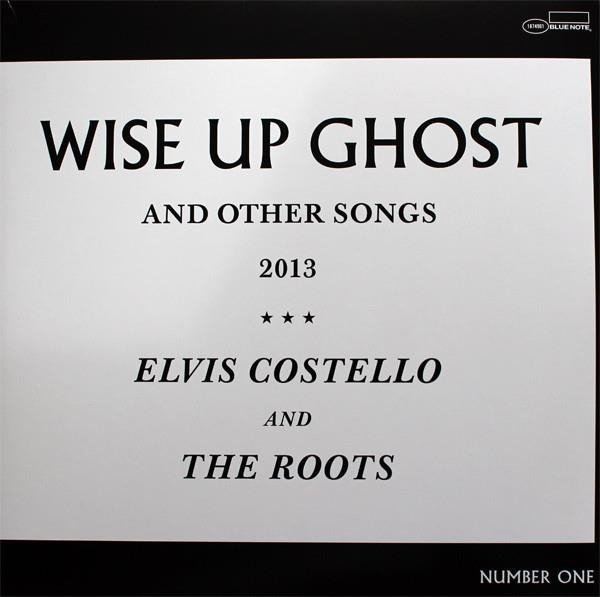ELVIS COSTELLO & THE ROOTS Wise Up GhOST 2LP