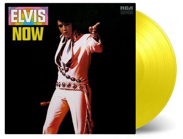 ELVIS PRESLEY Elvis Now (Yellow Vinyl) LP