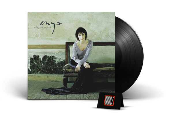 ENYA A Day Without Rain LP