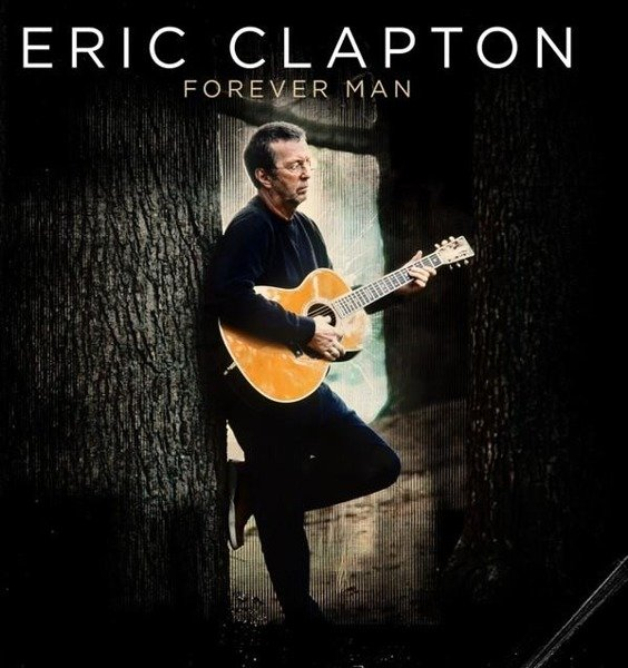 ERIC CLAPTON Forever Man 2LP
