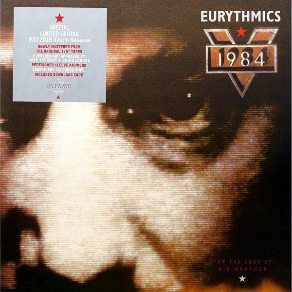 EURYTHMICS 1984 (FOR The Love Of Big Brother) LTD (RSD) LP
