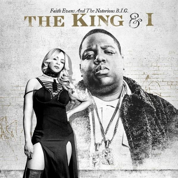 FAITH EVANS AND THE NOTORIOUS BIG The King & I 2LP