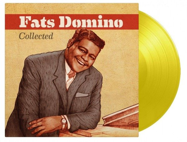 FATS DOMINO Collected 2LP (Yellow Vinyl)