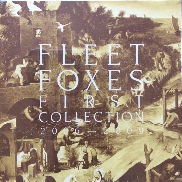 FLEET FOXES First Collection 2006-2009 4LP