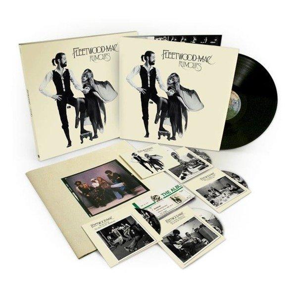FLEETWOOD MAC Rumours (CD+DVD+LP)