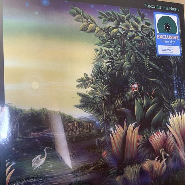 FLEETWOOD MAC Tango In The Night (GREEN Vinyl Album) LP