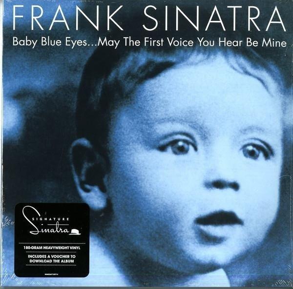 FRANK SINATRA Baby Blues Eyes 2LP