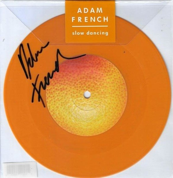 FRENCH, ADAM The Back Foot And The Rapture Lp (RSD) VINYL SINGLE