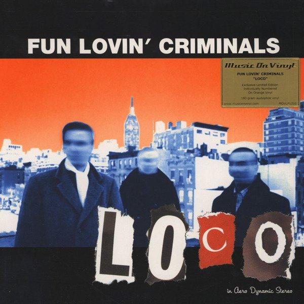 FUN LOVIN' CRIMINALS Loco COLOURED 2LP