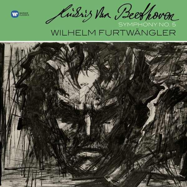 FURTWANGLER/WIENER PHILHARMONIKER Beethoven: Symphony No. 5 LP