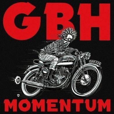 G.B.H. Momentum (COLORED Vinyl) LP