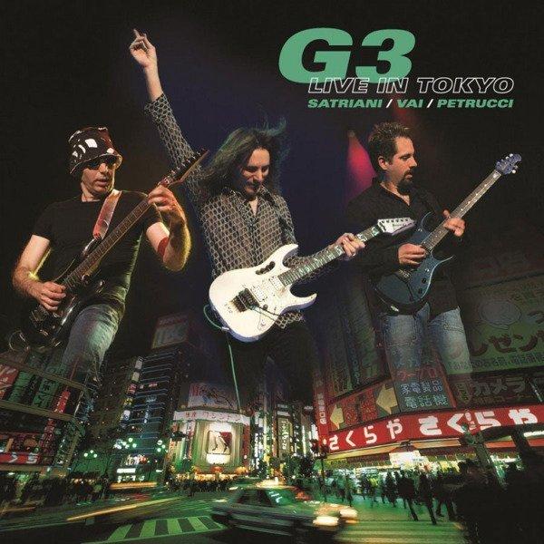 G3 Live In Tokyo 3LP