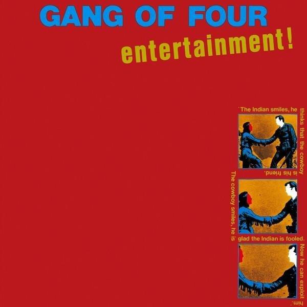 GANG OF FOUR Entertainment LP