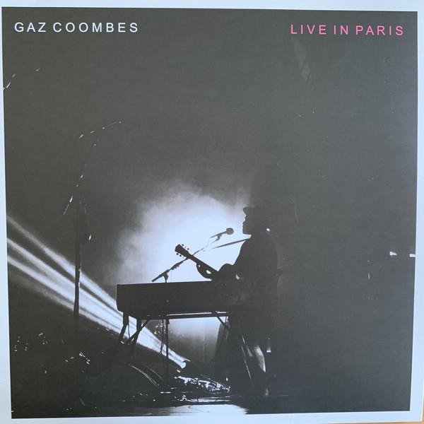 GAZ COOMBES Live In Paris Pl (RSD) LP