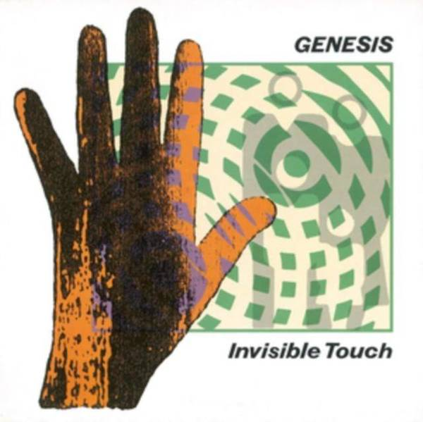 GENESIS Invisible Touch (REISSUE 2018) LP