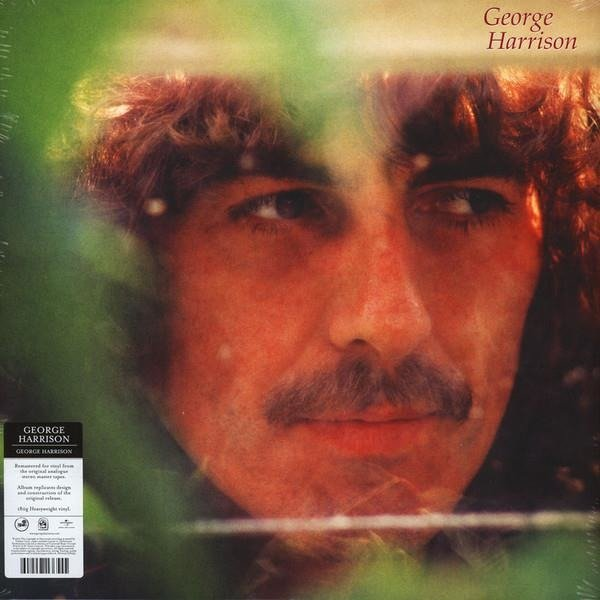 GEORGE HARRISON George Harrison LP