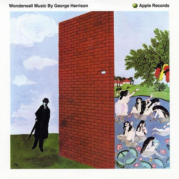 GEORGE HARRISON Wonderwall Music LP