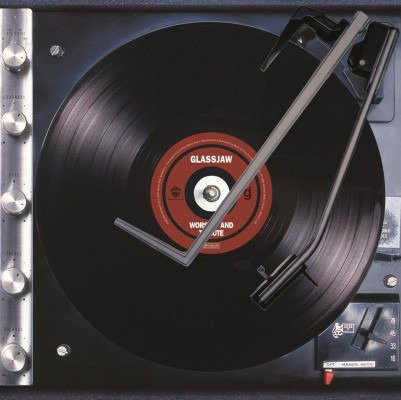 GLASSJAW Worship and Tribute LP