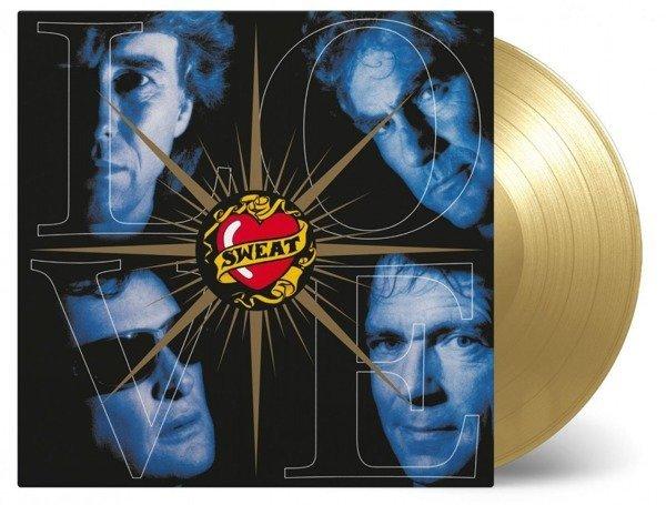 GOLDEN EARRING Love Sweat LP (Gold Vinyl)