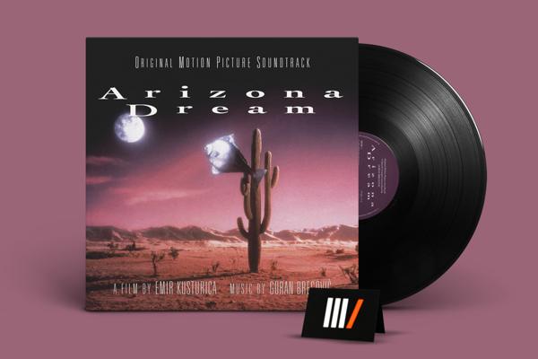 GORAN BREGOVIC Arizona Dreams LP