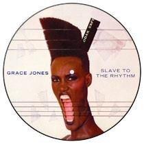 GRACE JONES Slave To The Rhythm. LP