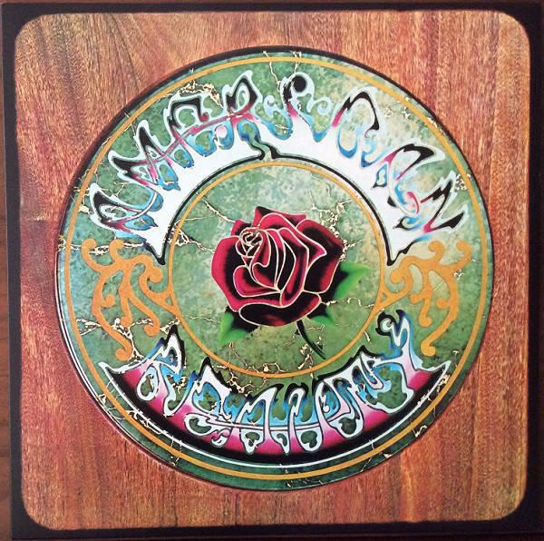 GRATEFUL DEAD American Beauty LP