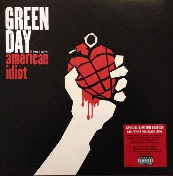 GREEN DAY American Idiot 2LP