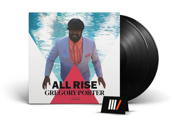 GREGORY PORTER All Rise 2LP