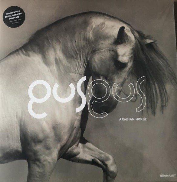 GUSGUS Arabian Horse  (REISSUE) 2LP