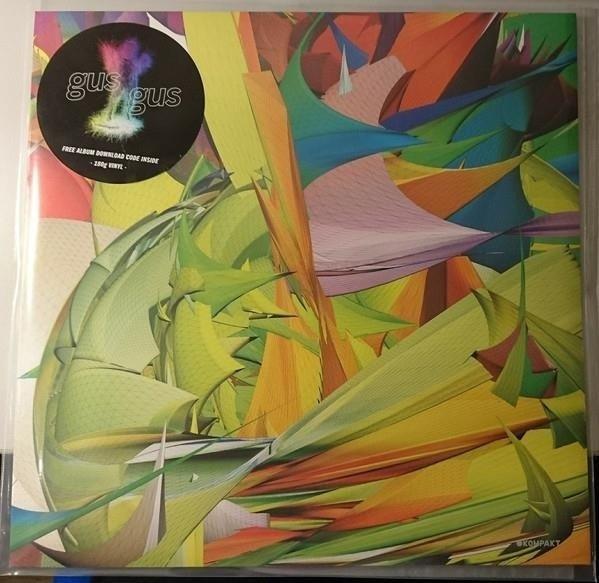 GUSGUS Mexico (REISSUE) LP